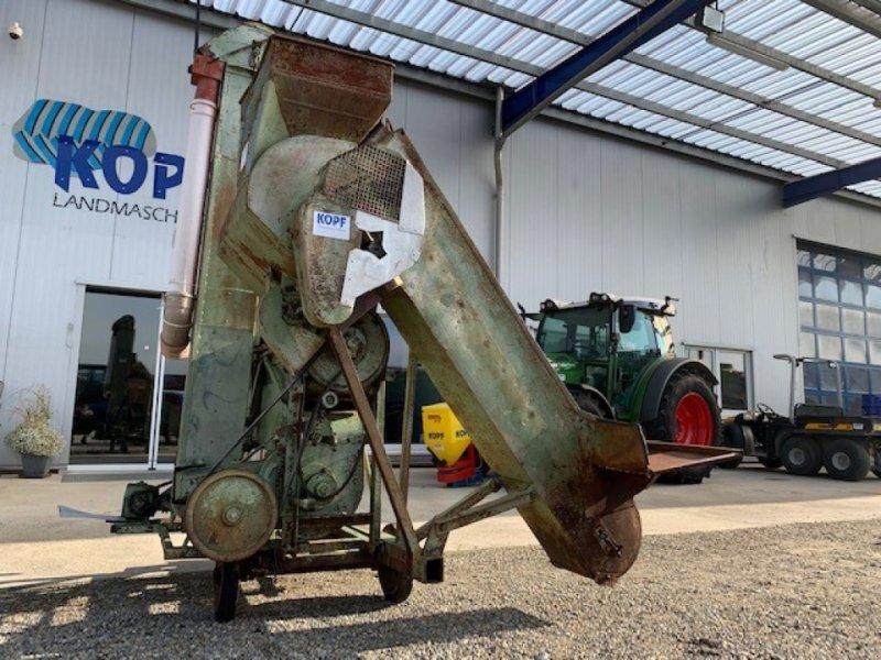 Mähdrescher des Typs BOURGOIN Entreppelmaschine, Gebrauchtmaschine in Schutterzell (Bild 1)
