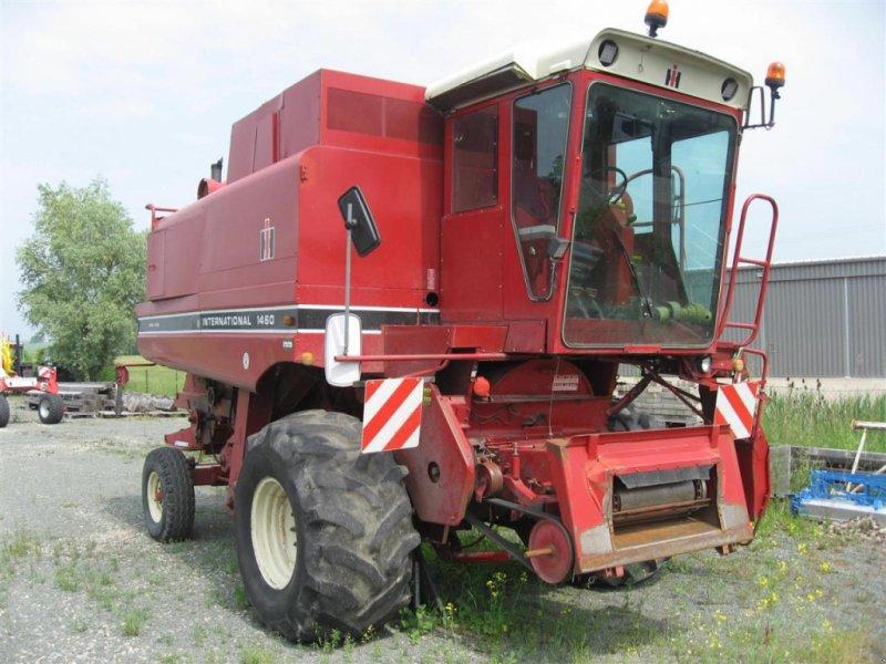 Mähdrescher des Typs Case IH 1460 E, Gebrauchtmaschine in Burgbernheim (Bild 1)