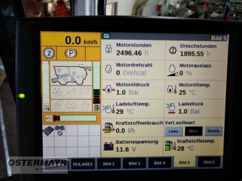 Mähdrescher des Typs Case IH 8240 Axial Flow, Gebrauchtmaschine in Rohr (Bild 6)