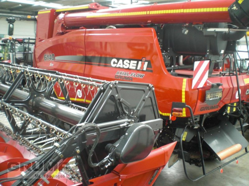 Mähdrescher typu Case IH Axial Flow 6140, Gebrauchtmaschine v Friedberg-Derching (Obrázok 3)