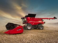 Case IH AXIAL-FLOW 8250 Combine harvester