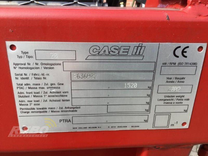 Mähdrescher типа Case IH CT 5080, Gebrauchtmaschine в Visbek-Rechterfeld (Фотография 11)