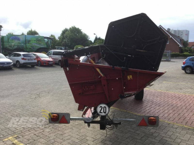 Mähdrescher типа Case IH CT 5080, Gebrauchtmaschine в Visbek-Rechterfeld (Фотография 4)
