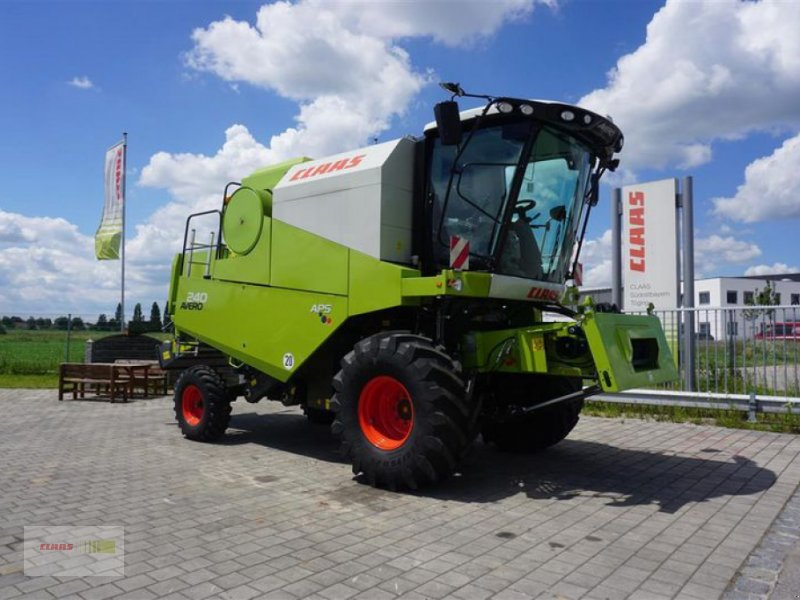 Mähdrescher des Typs CLAAS AVERO 240 - TIER 4, Neumaschine in Töging am Inn (Bild 1)