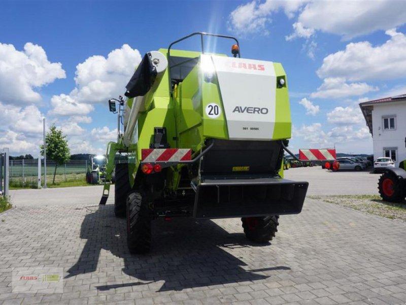 Mähdrescher des Typs CLAAS AVERO 240 - TIER 4, Neumaschine in Töging am Inn (Bild 4)
