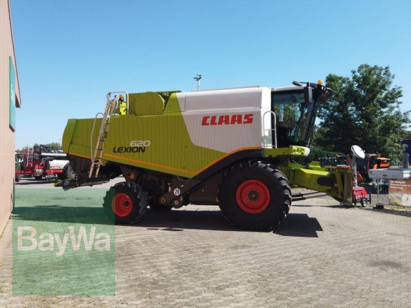 Mähdrescher des Typs CLAAS CLAAS LEXION 620, Gebrauchtmaschine in Manching (Bild 4)