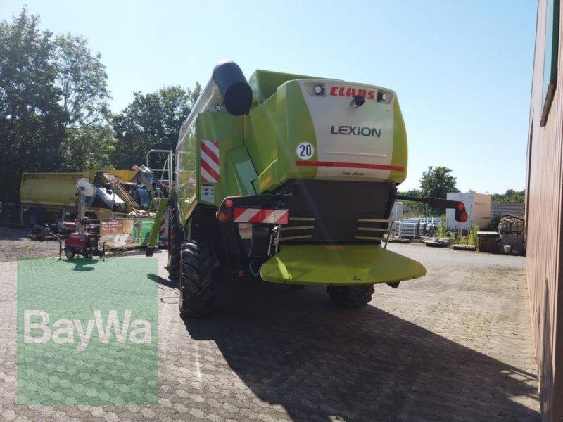 Mähdrescher des Typs CLAAS CLAAS LEXION 620, Gebrauchtmaschine in Manching (Bild 5)