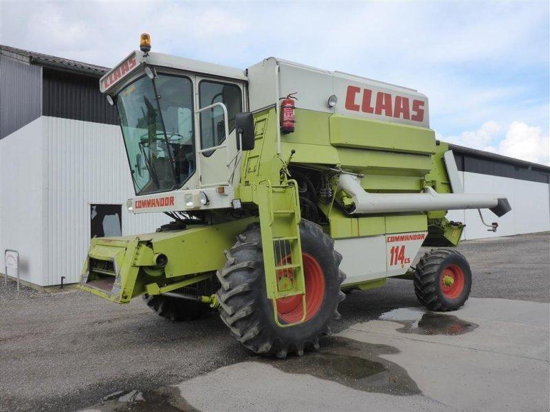 Mähdrescher des Typs CLAAS COMMANDER 114 CS, Gebrauchtmaschine in Slagelse (Bild 1)