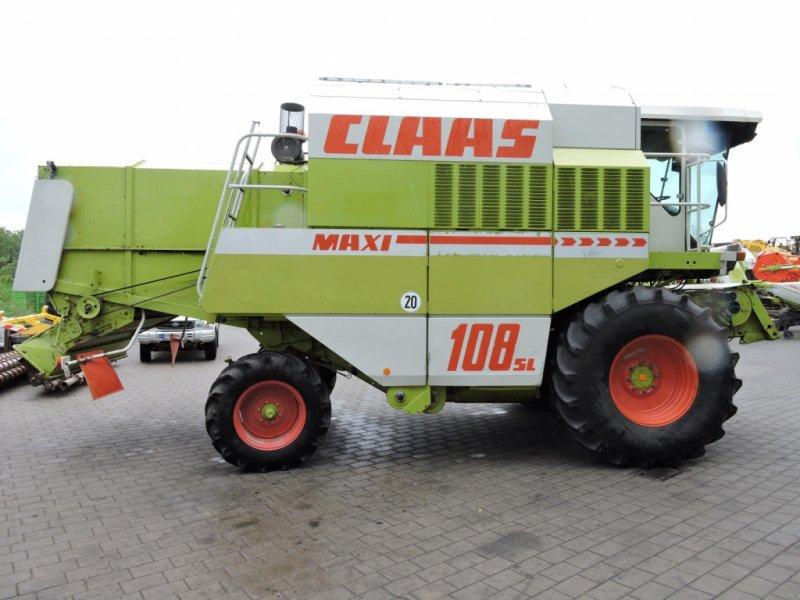 Mähdrescher des Typs CLAAS DO 108 SL, Gebrauchtmaschine in Eppingen (Bild 3)