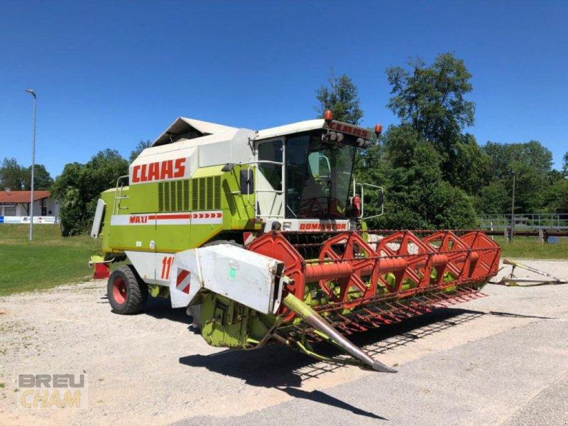 Mähdrescher des Typs CLAAS Do 118 SL Maxi, Gebrauchtmaschine in Cham (Bild 1)