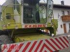 Mähdrescher des Typs CLAAS Dominator 106 in Teising
