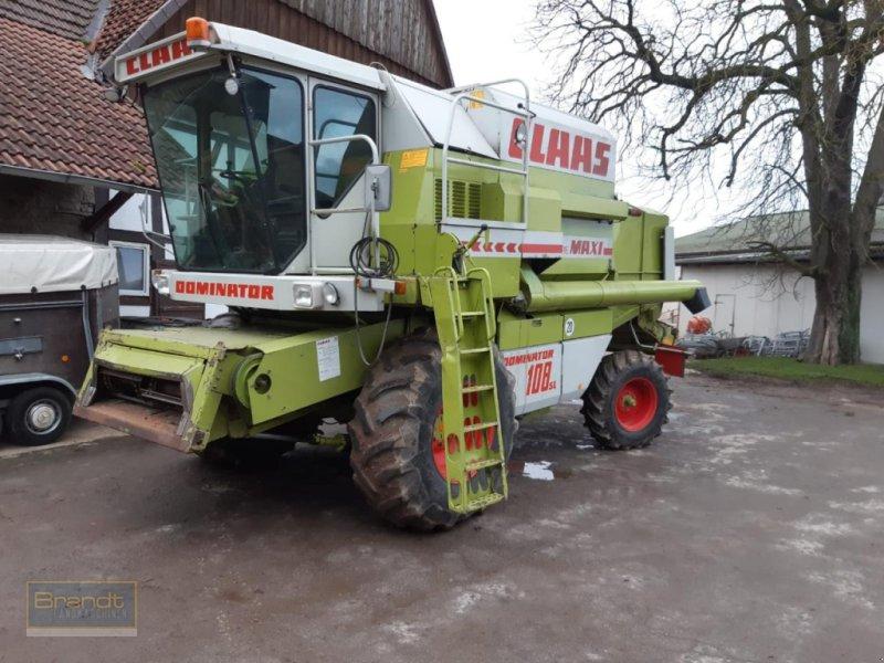 Mähdrescher del tipo CLAAS Dominator 108 SL Maxi, Gebrauchtmaschine en Bremen (Imagen 1)