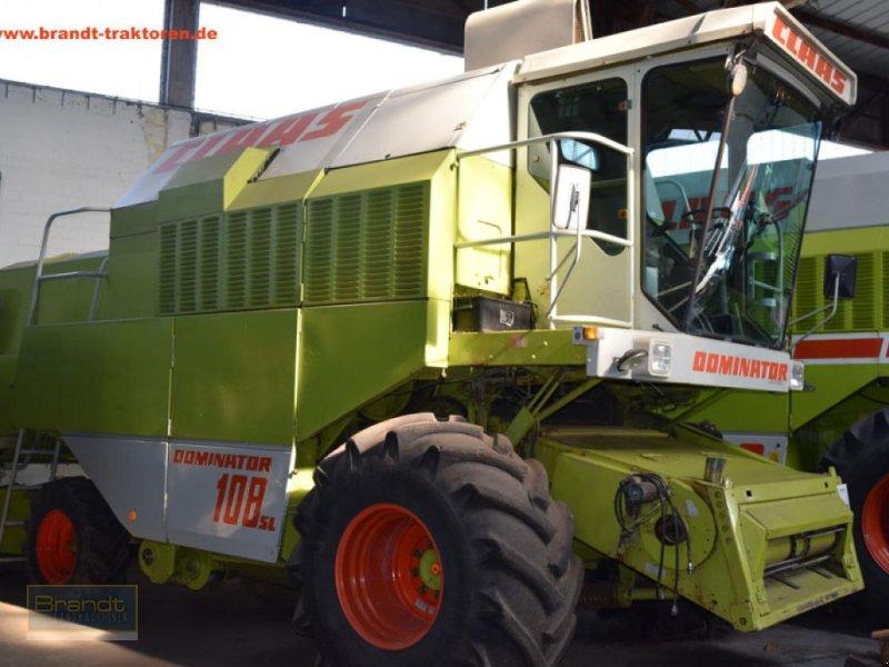 Mähdrescher des Typs CLAAS Dominator 108 SL, Gebrauchtmaschine in Bremen (Bild 3)