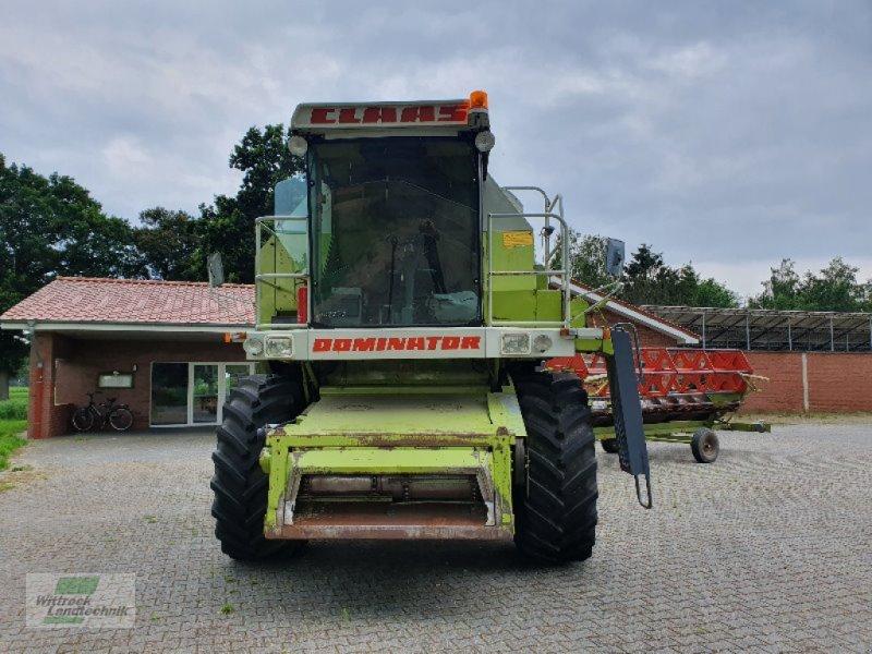 Mähdrescher des Typs CLAAS Dominator 108 SL, Gebrauchtmaschine in Rhede / Brual (Bild 14)