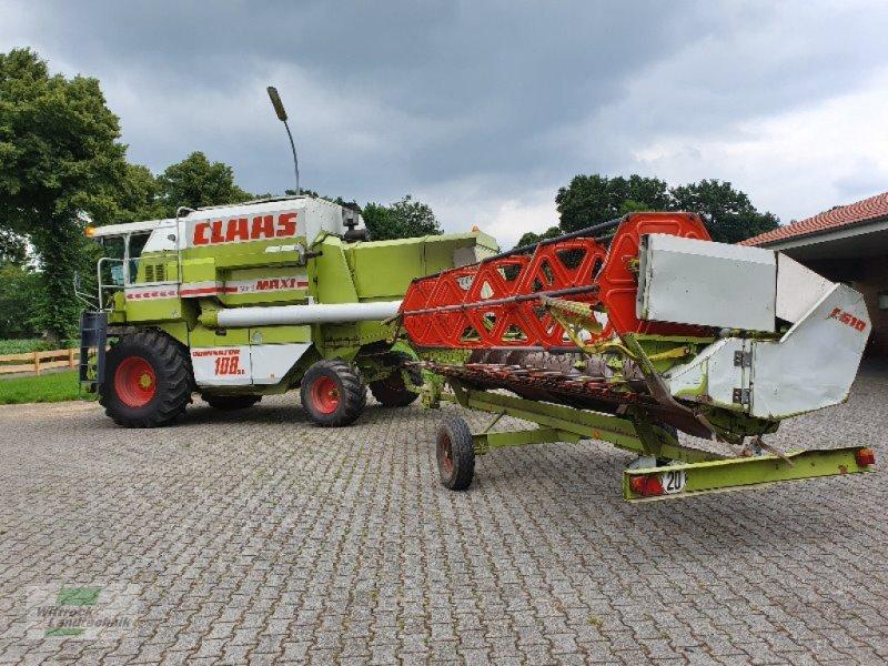 Mähdrescher des Typs CLAAS Dominator 108 SL, Gebrauchtmaschine in Rhede / Brual (Bild 9)