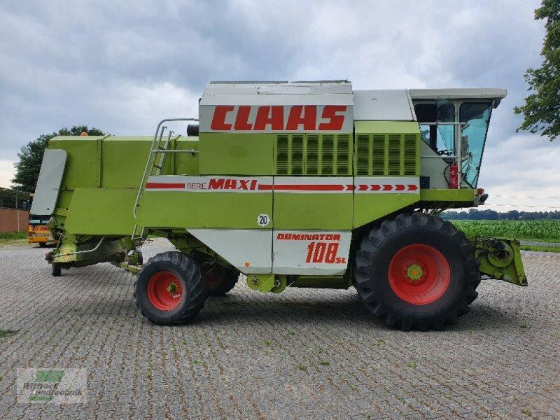 Mähdrescher des Typs CLAAS Dominator 108 SL, Gebrauchtmaschine in Rhede / Brual (Bild 12)