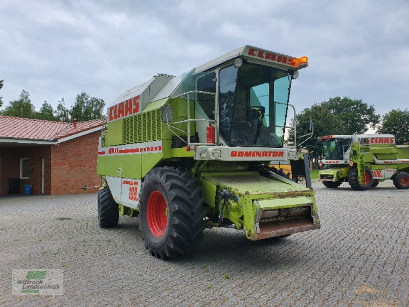 Mähdrescher des Typs CLAAS Dominator 108 SL, Gebrauchtmaschine in Rhede / Brual (Bild 13)