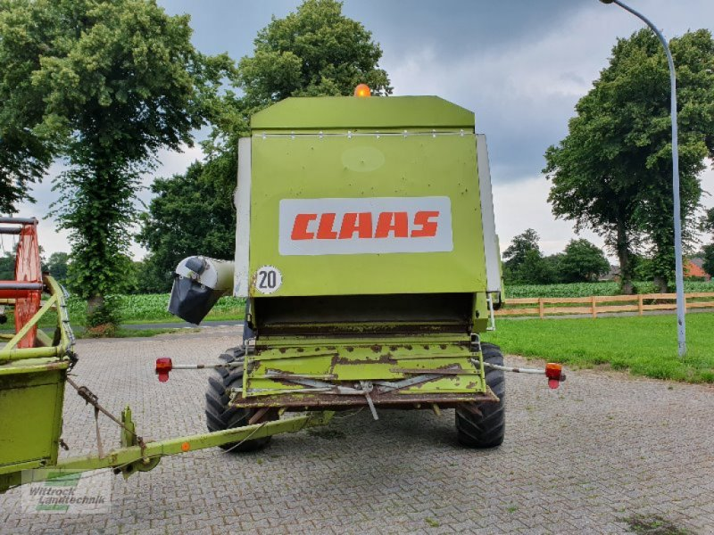 Mähdrescher des Typs CLAAS Dominator 108 SL, Gebrauchtmaschine in Rhede / Brual (Bild 10)