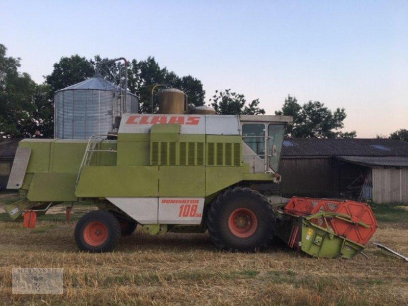 Mähdrescher des Typs CLAAS Dominator 108 SL, Gebrauchtmaschine in Pragsdorf (Bild 1)