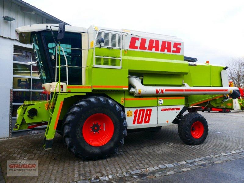 Mähdrescher des Typs CLAAS Dominator 108 VX inkl. C510, Gebrauchtmaschine in Dorfen (Bild 1)