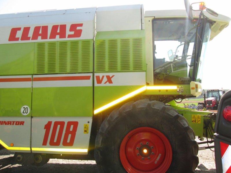 Mähdrescher des Typs CLAAS Dominator 108 VX, Gebrauchtmaschine in Wülfershausen (Bild 3)