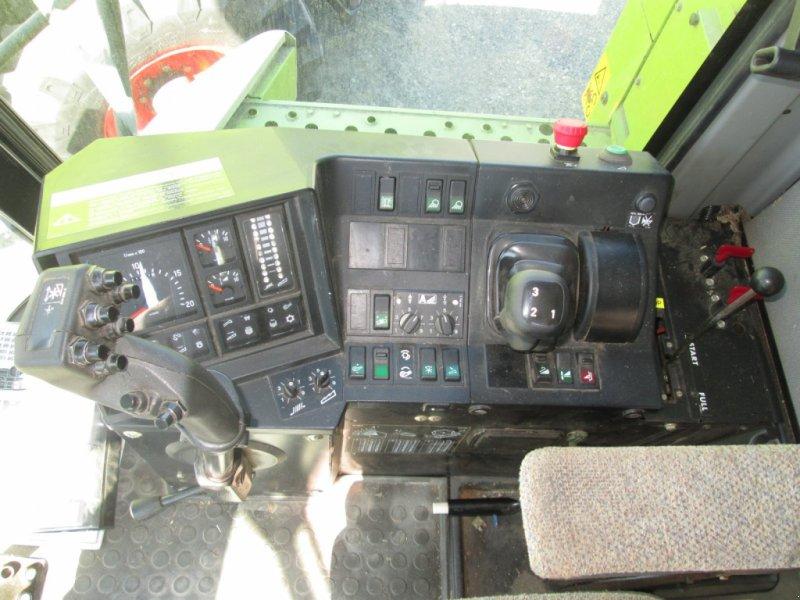 Mähdrescher des Typs CLAAS Dominator 108 VX, Gebrauchtmaschine in Wülfershausen (Bild 4)