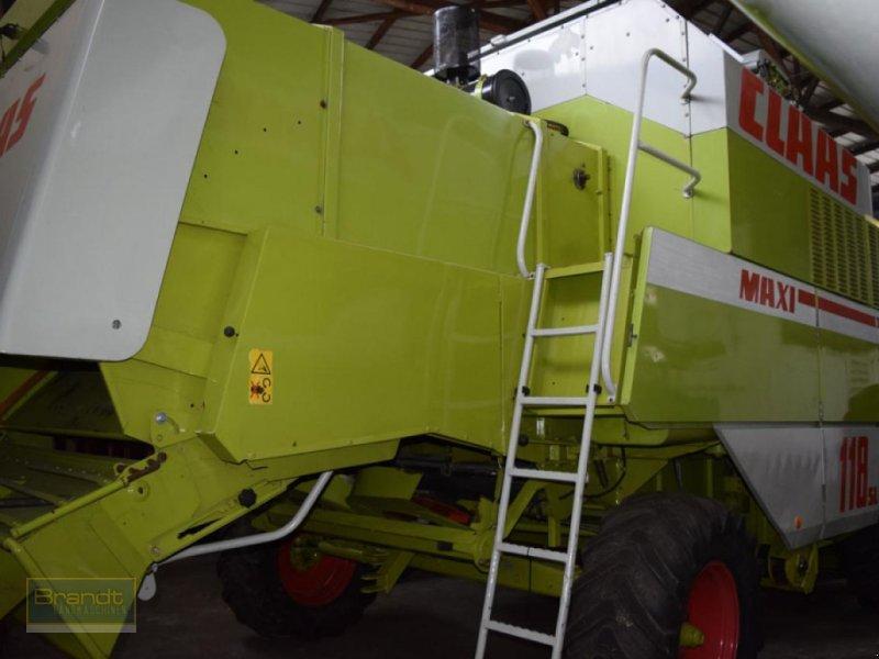 Mähdrescher des Typs CLAAS Dominator 118 SL Maxi, Gebrauchtmaschine in Bremen (Bild 3)
