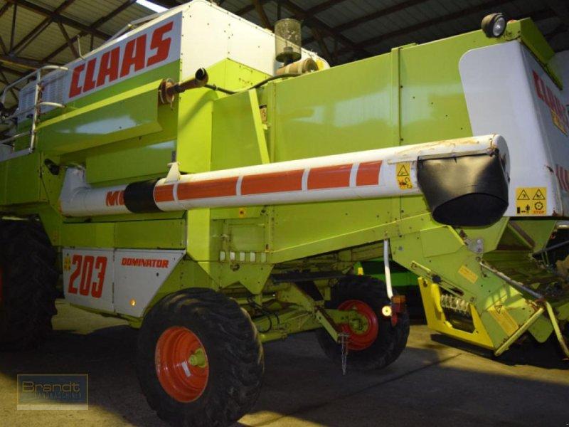Mähdrescher des Typs CLAAS Dominator 203 Mega, Gebrauchtmaschine in Bremen (Bild 3)