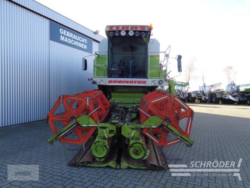 Mähdrescher des Typs CLAAS Dominator 204 Mega, Gebrauchtmaschine in Ahlerstedt (Bild 3)