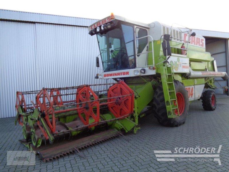 Mähdrescher des Typs CLAAS Dominator 204 Mega, Gebrauchtmaschine in Ahlerstedt (Bild 1)