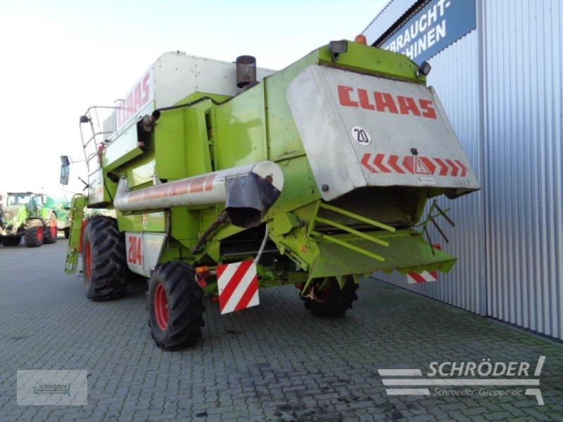 Mähdrescher des Typs CLAAS Dominator 204 Mega, Gebrauchtmaschine in Ahlerstedt (Bild 4)