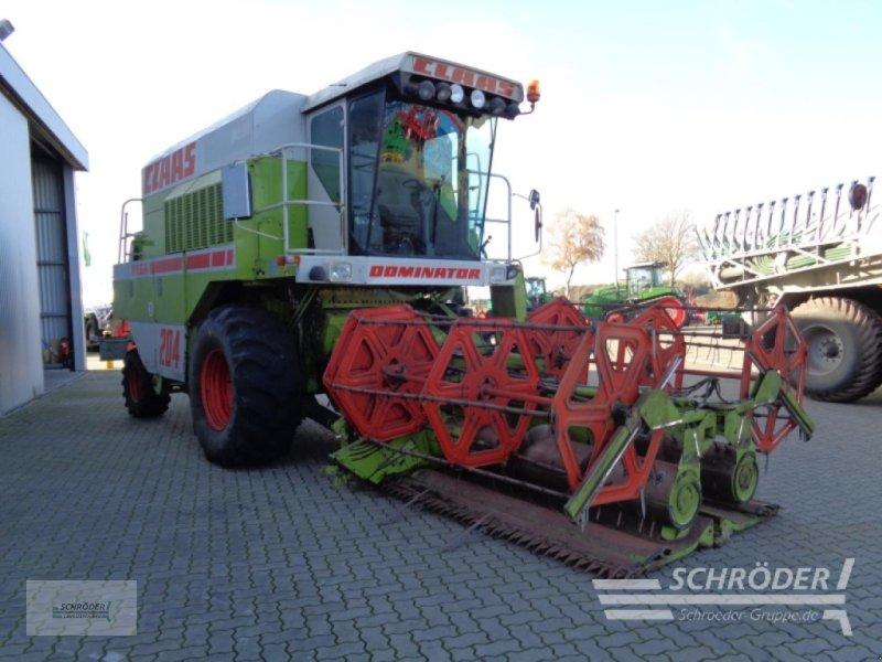 Mähdrescher des Typs CLAAS Dominator 204 Mega, Gebrauchtmaschine in Ahlerstedt (Bild 2)