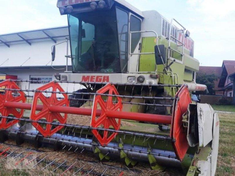 Mähdrescher des Typs CLAAS Dominator 204 Mega, Gebrauchtmaschine in Pragsdorf (Bild 1)