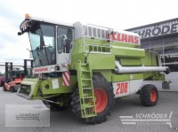 CLAAS Dominator 208 Mega I Allrad Mähdrescher