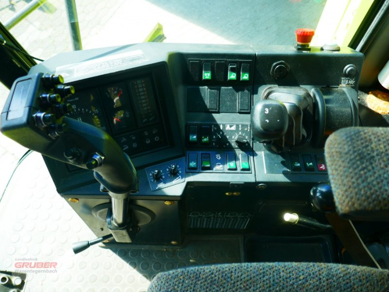 Mähdrescher des Typs CLAAS Dominator 208 Mega II inkl. C600, Gebrauchtmaschine in Dorfen (Bild 15)
