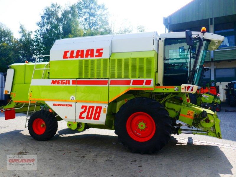Mähdrescher des Typs CLAAS Dominator 208 Mega II inkl. C600, Gebrauchtmaschine in Dorfen (Bild 21)