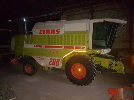 Mähdrescher typu CLAAS Dominator 208 Mega, Gebrauchtmaschine w Korfantow (Zdjęcie 1)