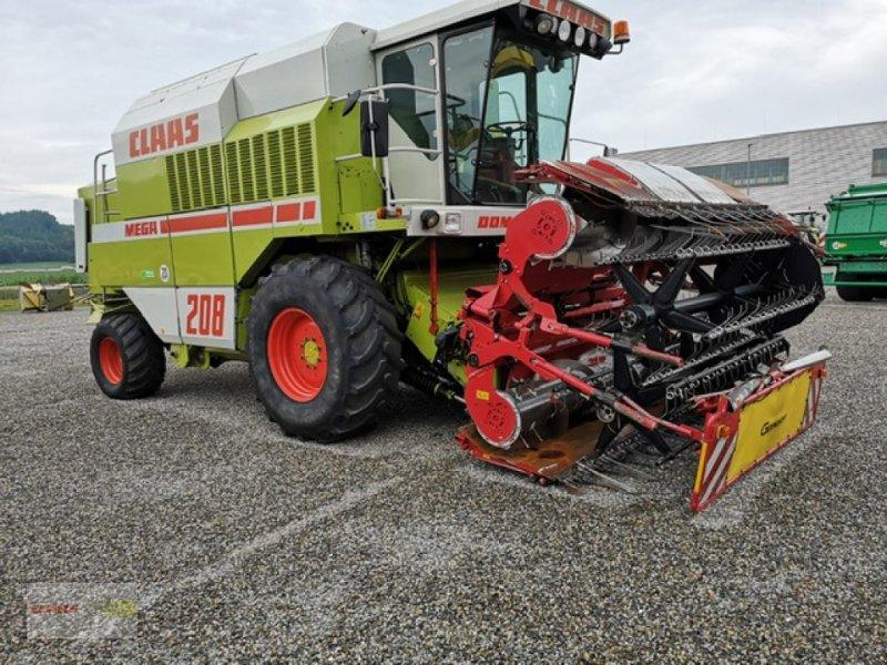 Mähdrescher des Typs CLAAS Dominator 208 Mega, Gebrauchtmaschine in Langenau (Bild 2)