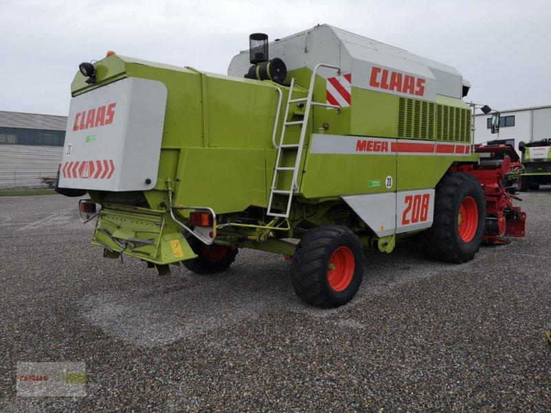 Mähdrescher des Typs CLAAS Dominator 208 Mega, Gebrauchtmaschine in Langenau (Bild 3)