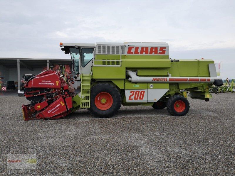 Mähdrescher des Typs CLAAS Dominator 208 Mega, Gebrauchtmaschine in Langenau (Bild 6)
