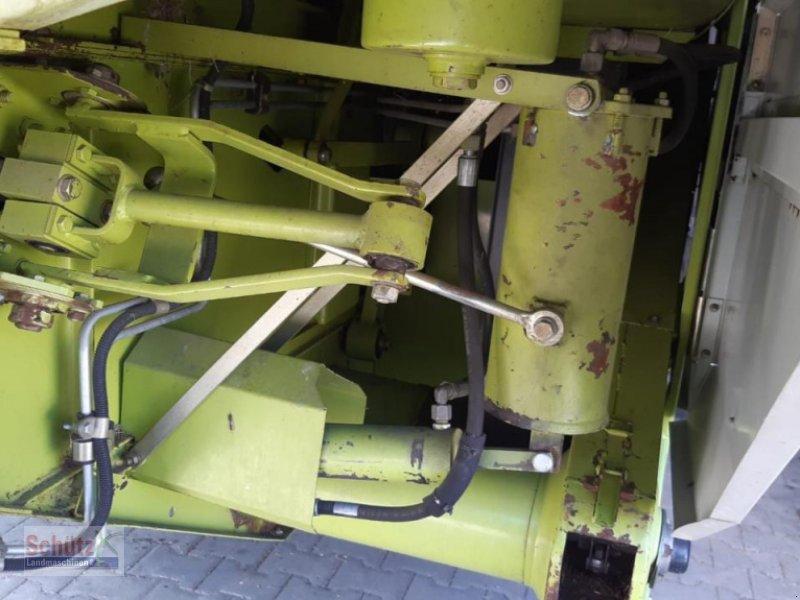 Mähdrescher des Typs CLAAS Dominator 218 Mega I, C600 AC, 3-D, Raps,, Gebrauchtmaschine in Schierling (Bild 8)