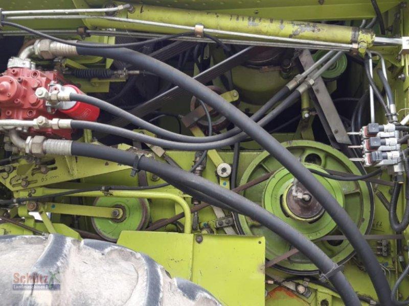 Mähdrescher des Typs CLAAS Dominator 218 Mega I, C600 AC, 3-D, Raps,, Gebrauchtmaschine in Schierling (Bild 5)
