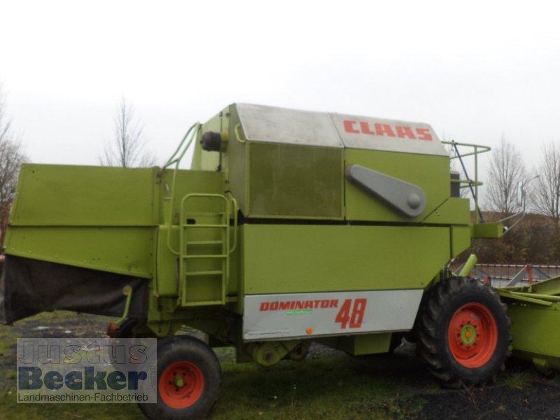 Mähdrescher des Typs CLAAS Dominator 48, Gebrauchtmaschine in Weimar-Niederwalgern (Bild 6)