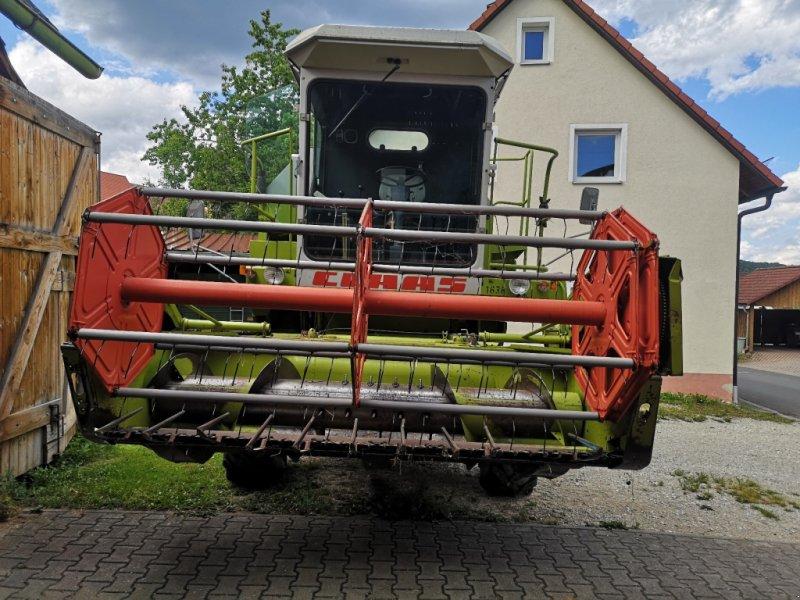Mähdrescher des Typs CLAAS Dominator 48, Gebrauchtmaschine in Hartenstein (Bild 3)