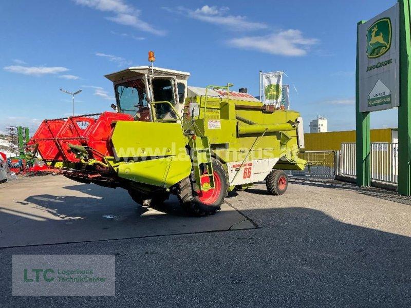 Mähdrescher типа CLAAS DOMINATOR 66, Gebrauchtmaschine в Zwettl (Фотография 1)