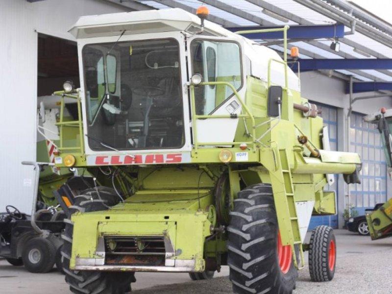Mähdrescher des Typs CLAAS Dominator 76 Mercedesmotor, Kabine, Gebrauchtmaschine in Schutterzell (Bild 3)