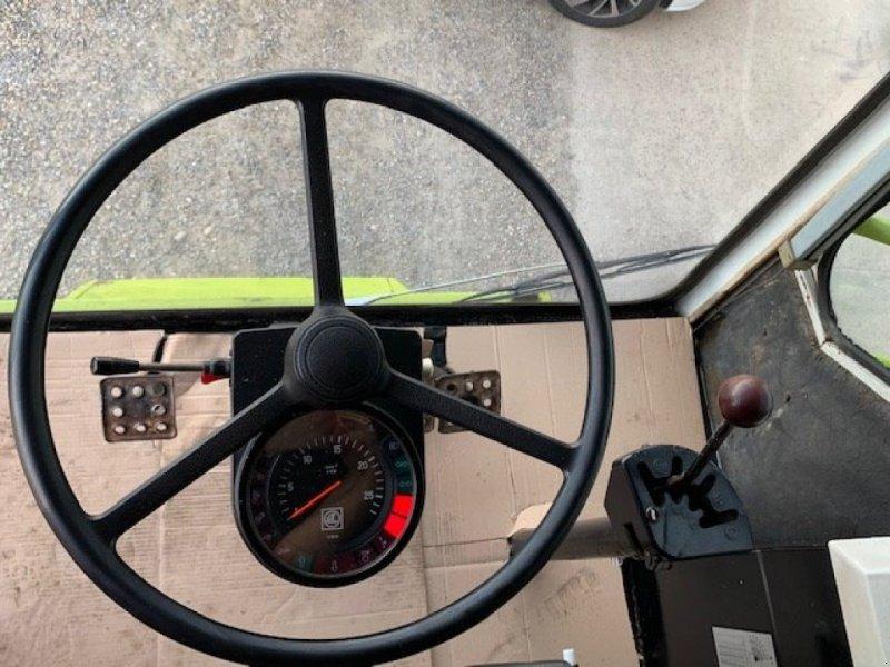 Mähdrescher des Typs CLAAS Dominator 76 Mercedesmotor, Kabine, Gebrauchtmaschine in Schutterzell (Bild 4)