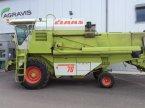 Mähdrescher des Typs CLAAS DOMINATOR 76 in Fritzlar