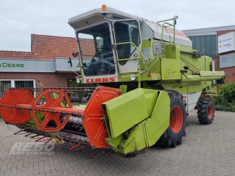 Mähdrescher des Typs CLAAS Dominator 76, Gebrauchtmaschine in Visbek/Rechterfeld (Bild 1)