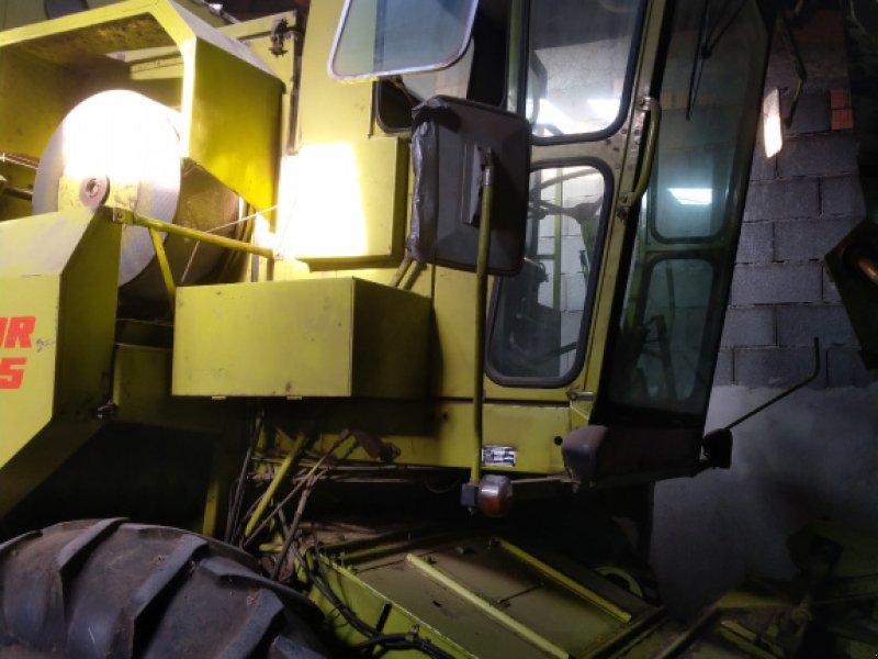 Mähdrescher des Typs CLAAS Dominator 85 mit 3,9m Schneidwerk, Gebrauchtmaschine in Affalterbach (Bild 2)